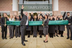 M&S Simply Food - Prescot Cables