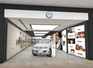 External Elevation - VW