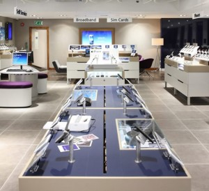 O2_UK_to_Revamp_150_Mobile_Phone_Shops