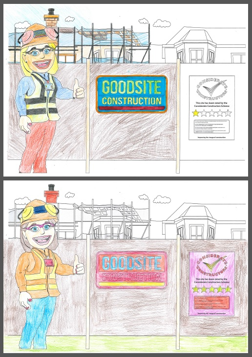 Colouring Competition - Holloway Road